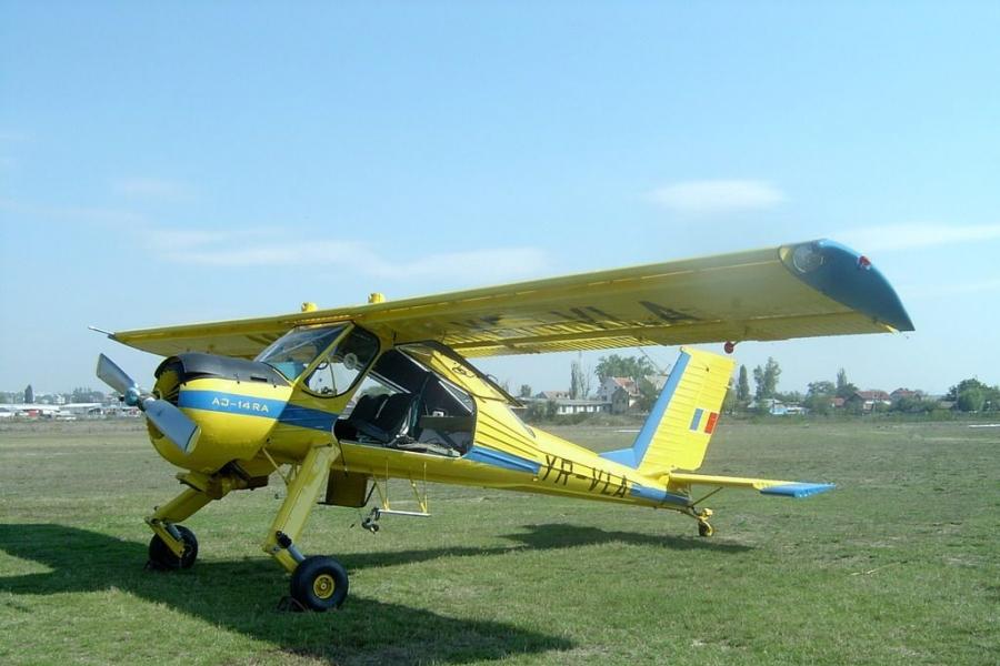 Aeroclubul George V. Bibescu Craiova