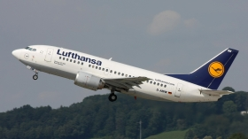 Amenintarea cu bomba vizand un avion al companiei Lufthansa la Belgrad a fost falsa, anunta Ministerul sarb de Interne