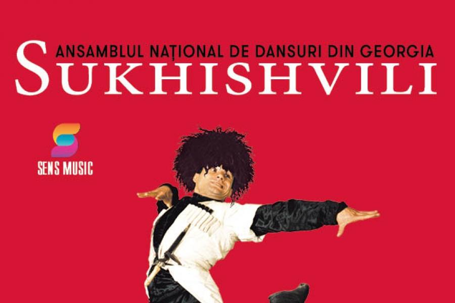 Baletul National al Georgiei Suhisvili