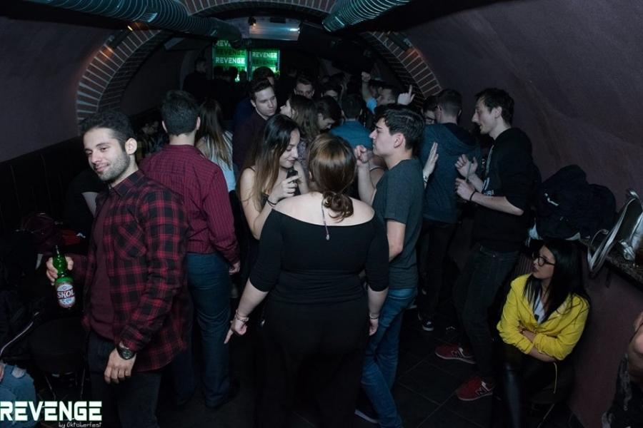 Bar and Club Revenge by Oktoberfest
