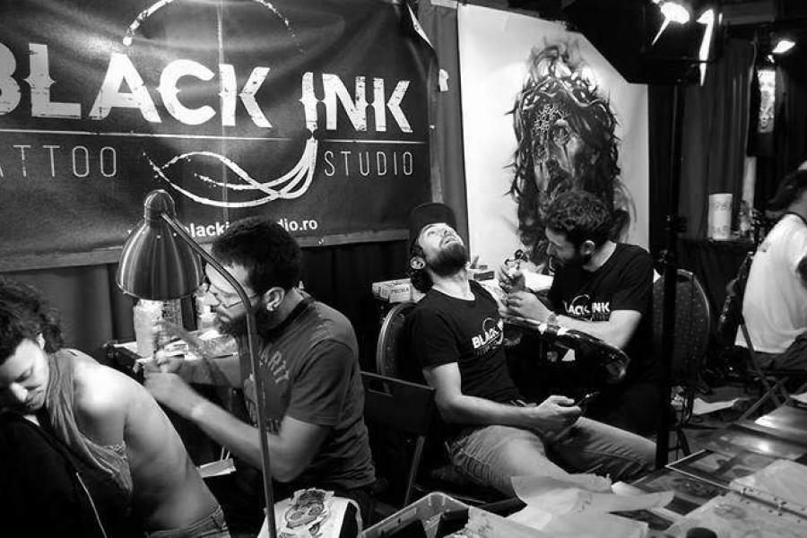 Black Ink Studio - Salon Tatuaje - Universitate Bucuresti