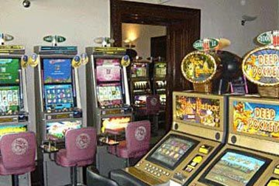 Casino Palace Casa Vernescu Bucuresti