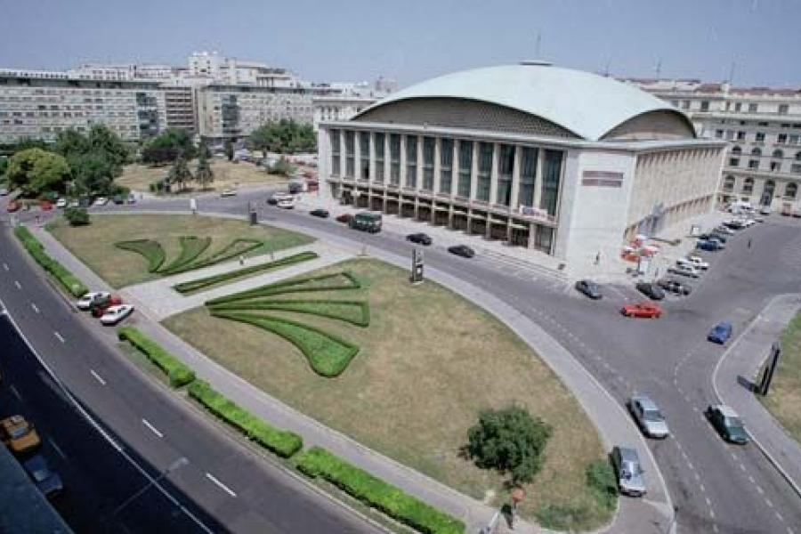 Centrul pentru Artele Spectacolului Sala Palatului - Bucuresti