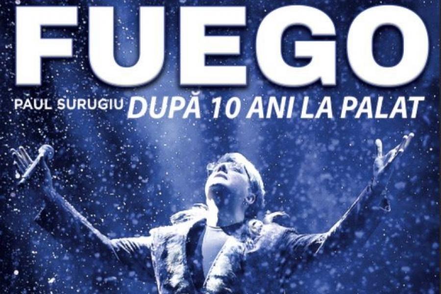 Concert aniversar FUEGO