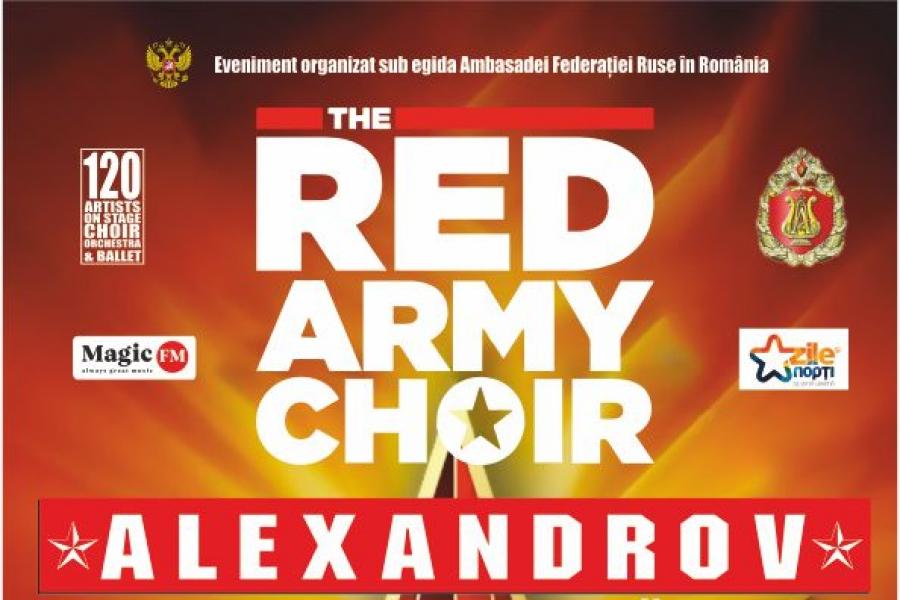 Corul Armatei Rosii - ALEXANDROV