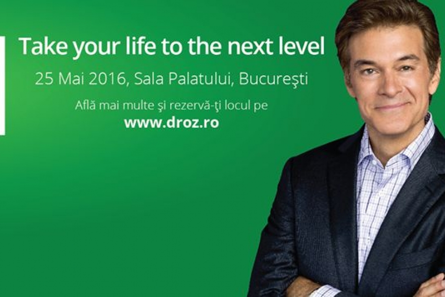 Dr Oz - Take your life to the next level