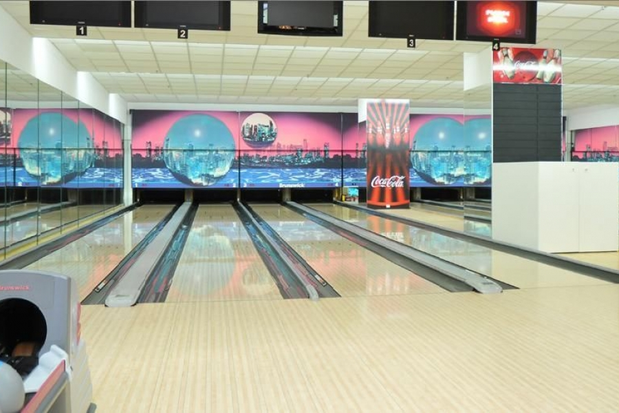 FUNLAND - piste bowling