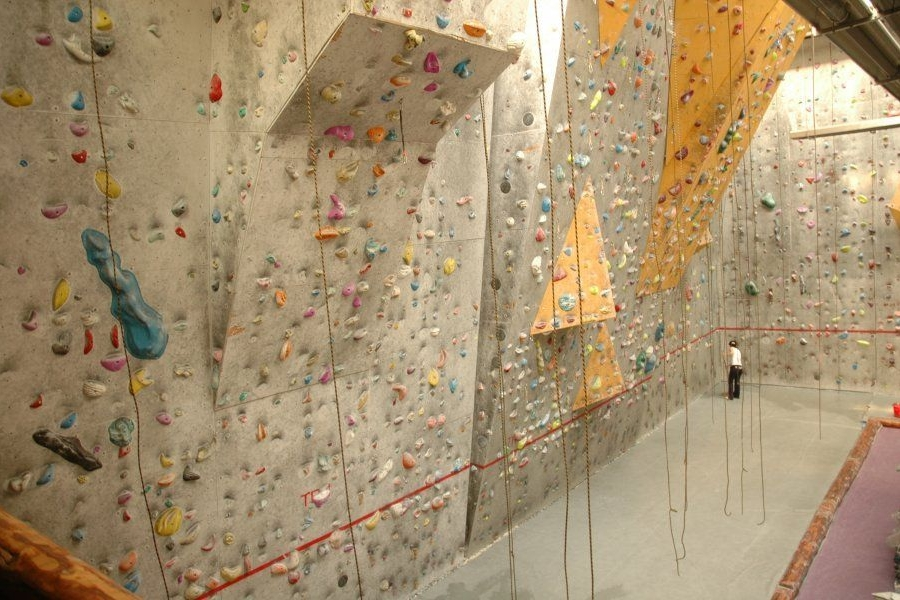 Galactic Indoor Climbing GYM Bucuresti