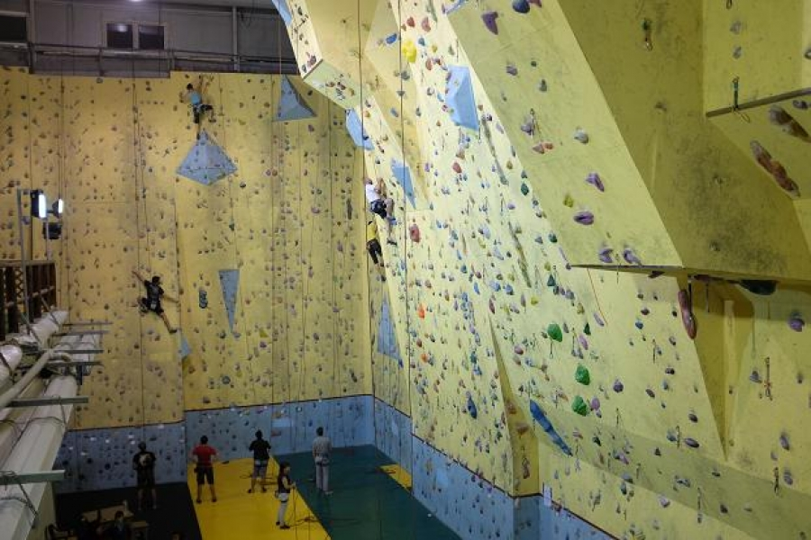 Galactic Indoor Climbing GYM