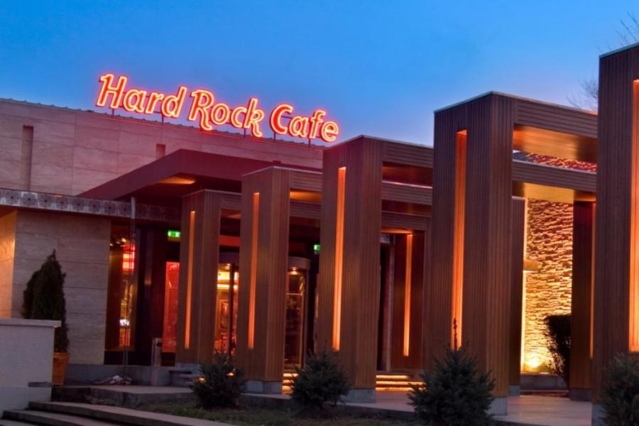 Hard Rock Cafe - Herastrau Bucuresti