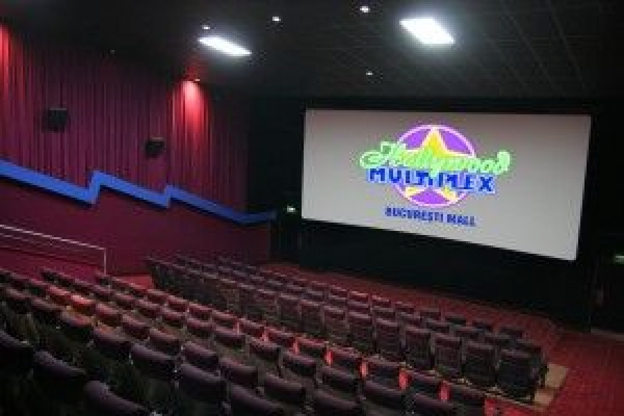 Hollywood Multiplex Bucuresti Mall