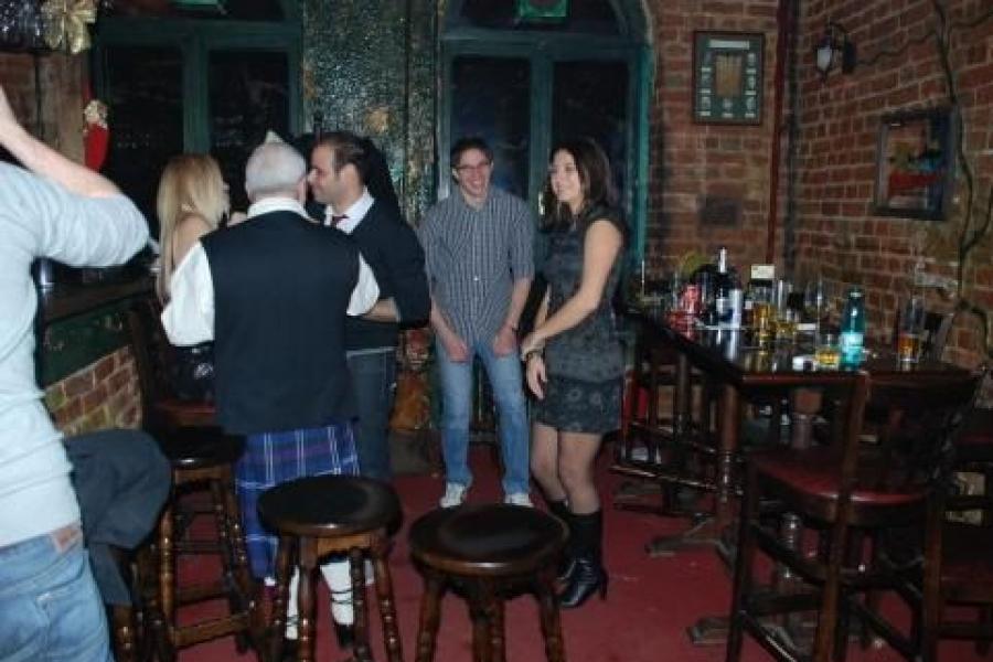 James Joyce Pub & Restaurant Bucuresti
