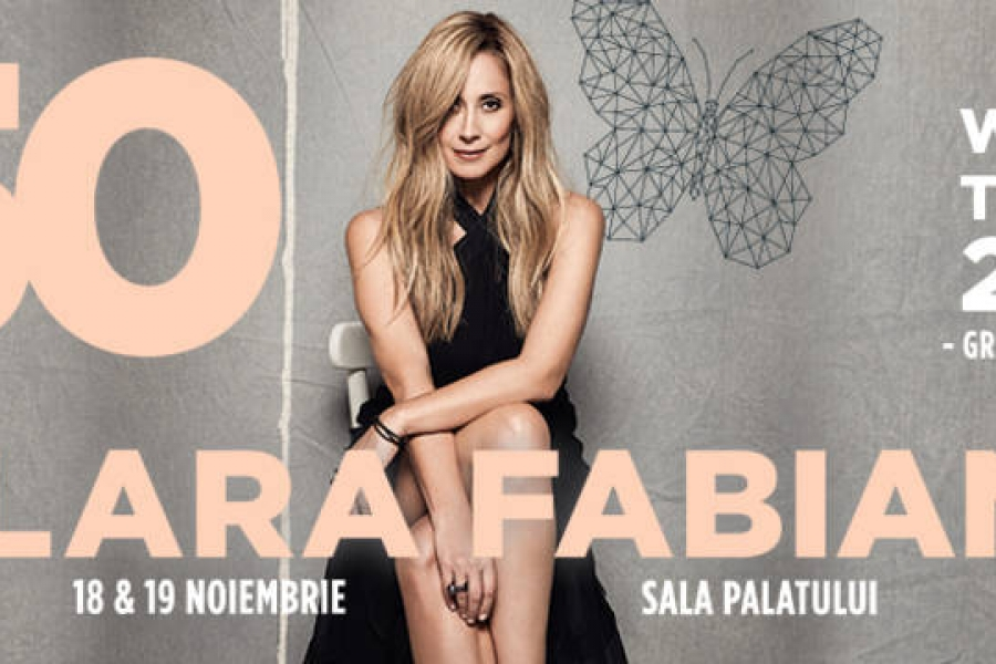 LARA FABIAN - WORLD TOUR 2019
