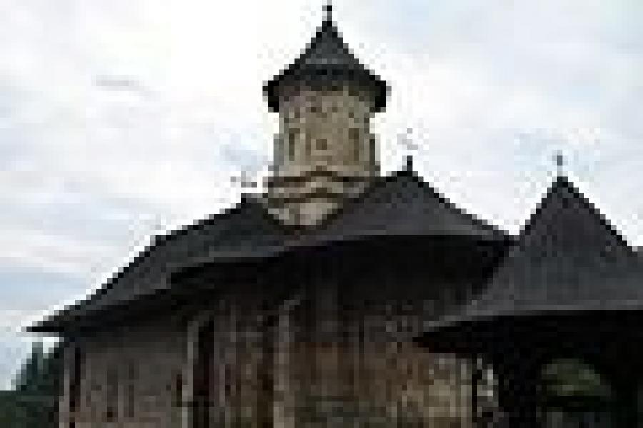 Manastirea Moldovita - Moldova - Judetul Suceava
