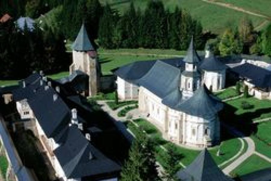 Manastirea Putna - Moldova -Judetul Suceava