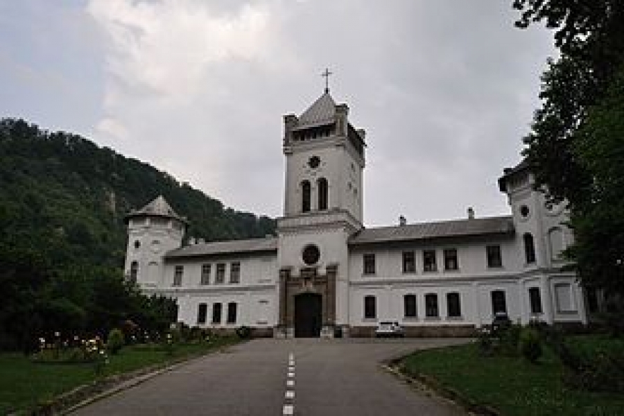 Manastirea Tismana - Tara Romaneasca(Oltenia) - Judtul Gorj