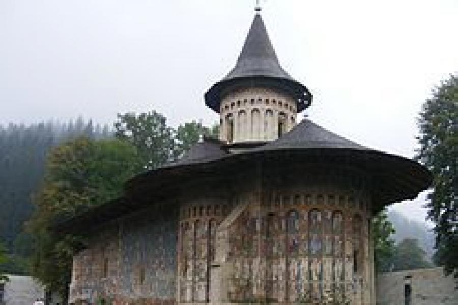 Manastirea Voronet - Moldova - Judetul Suceava