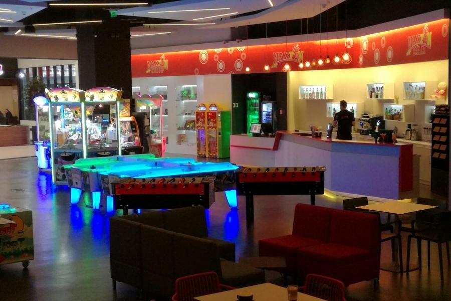 MaxFun Shopping City Piatra Neamt