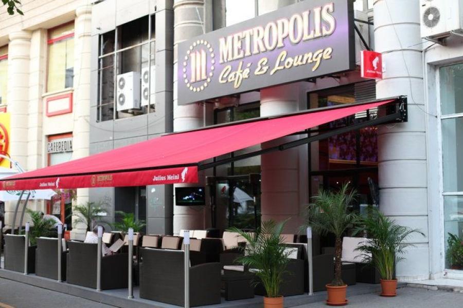 Metropolis Cafe Lounge Bucuresti