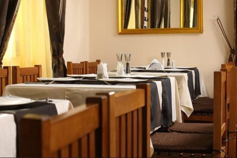 Metropolitan Restaurant Bucuresti
