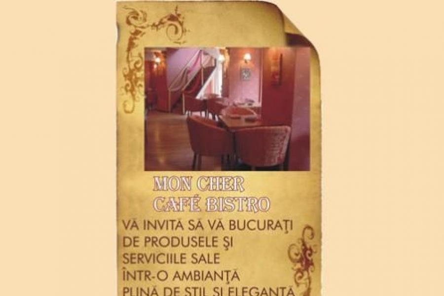 Mon Cher Cafe Bistro Bucuresti