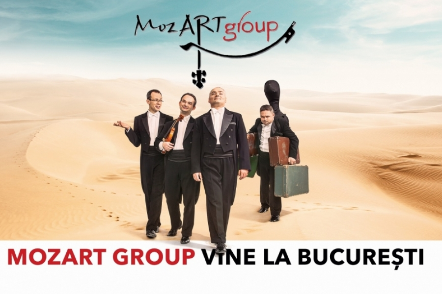 MozART Group la Bucuresti