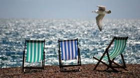 Perioada concediilor la plaja a inceput sa se extinda pana la finalul lunii septembrie