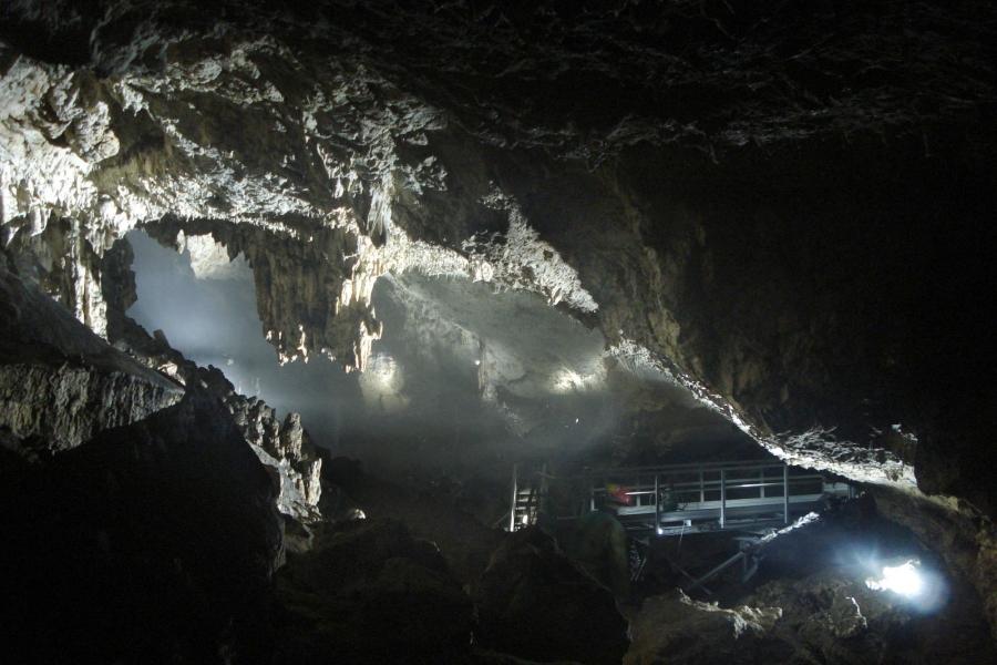 Peștera Valea Cetății (Fundata)