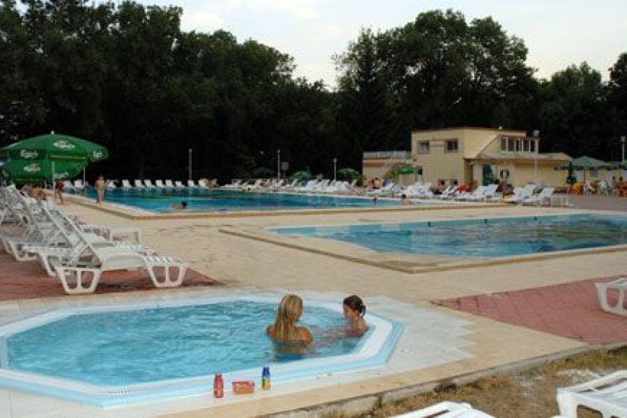 Piscina Club Diplomatic - Bucuresti