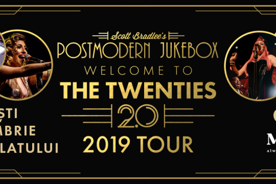 Postmodern Jukebox - Welcome to the Twenties 2.0 World Tour