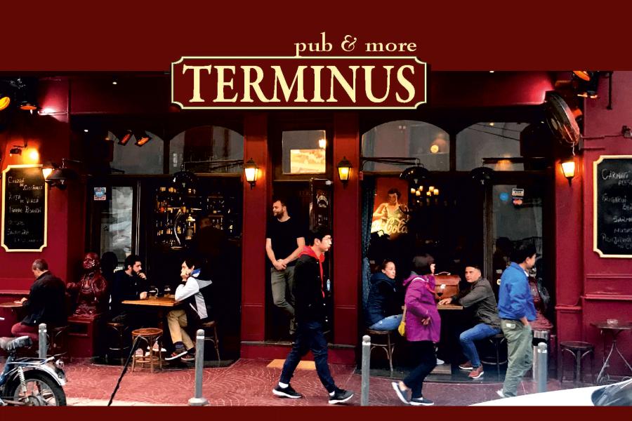 Pub Terminus  - Piata Amzei Bucuresti
