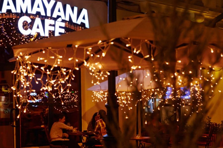 Ramayana Cafe & Restaurant Sinaia