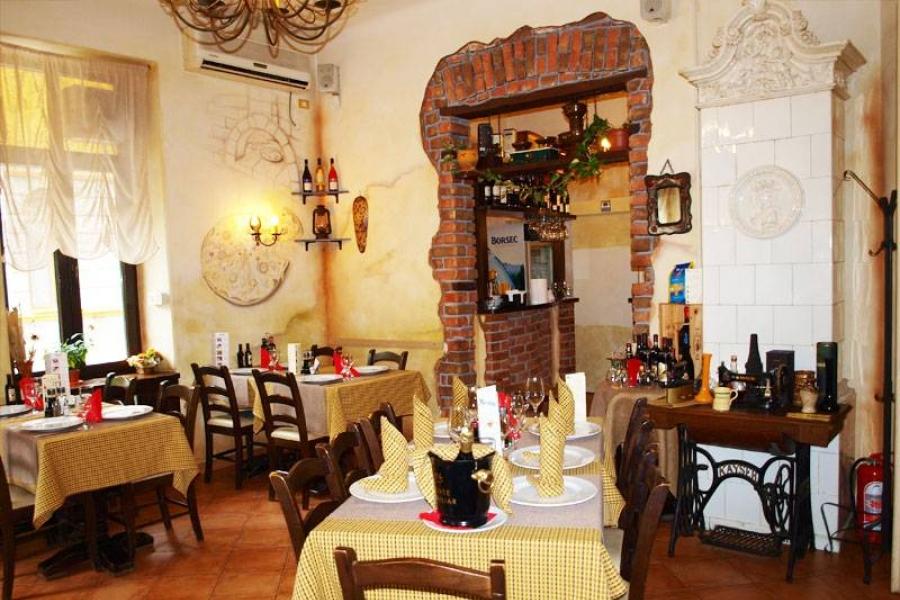 Restaurant Adagio Cismigiu