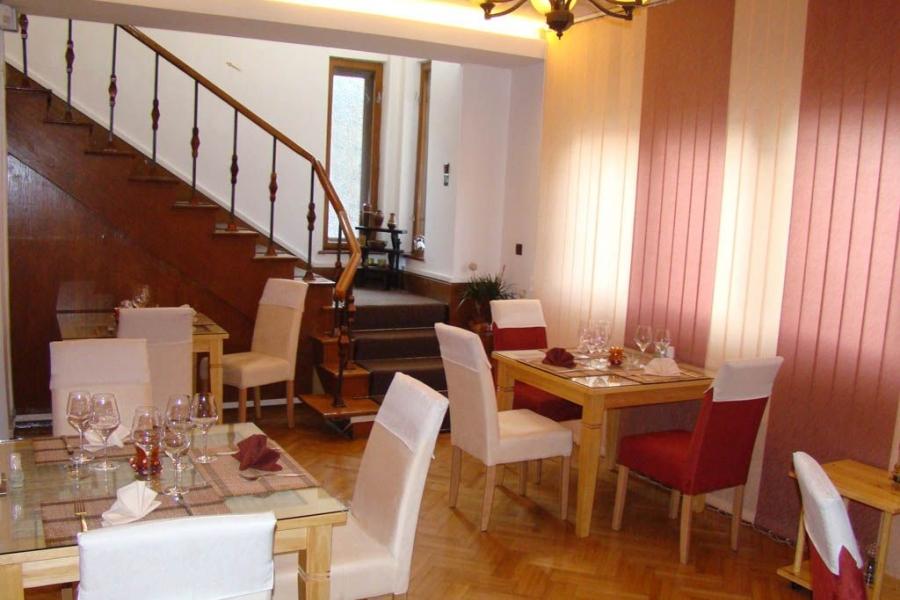 Restaurant Anima Bucuresti