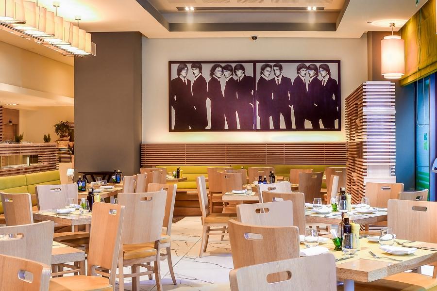 Restaurant Caffe Citta - Calea Victoriei Bucuresti