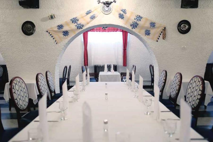 Restaurant Casa Alba - Padurea Baneasa Bucuresti