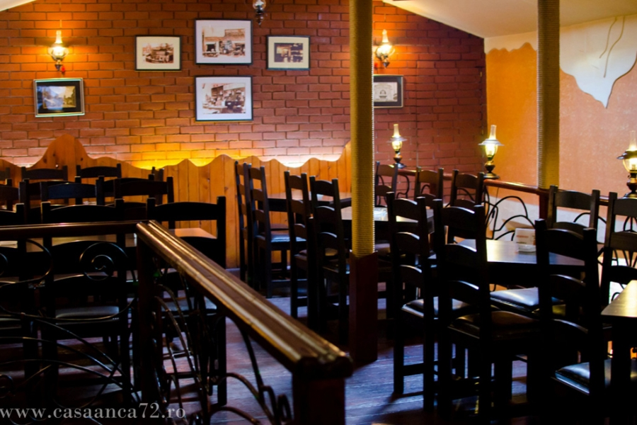 Restaurant Casa Anca - Titan Bucuresti
