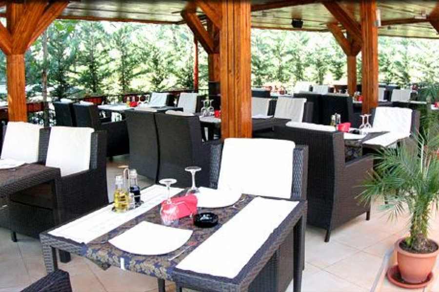 Restaurant Casa Mediterana Bucuresti