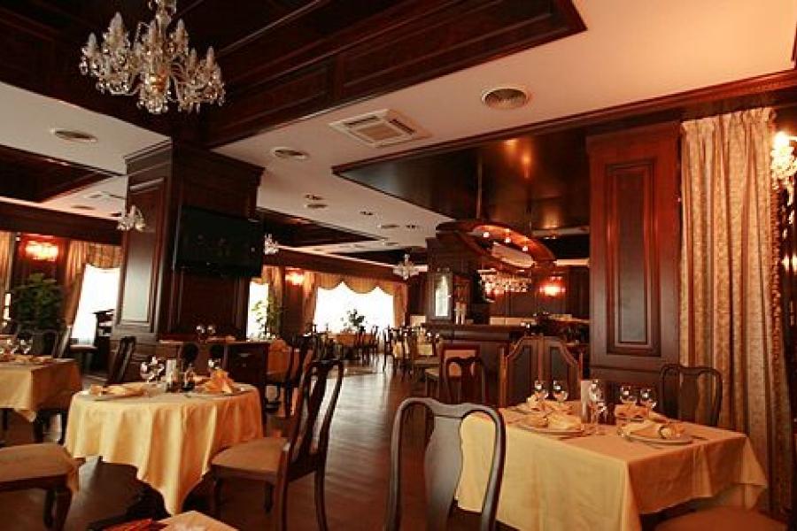 Restaurant Classa di T Bucuresti