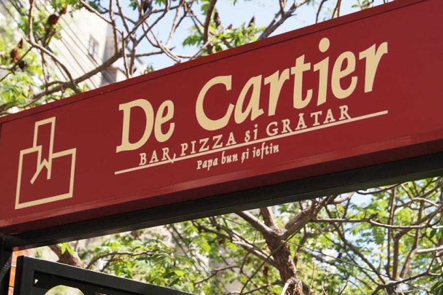 Restaurant De Cartier