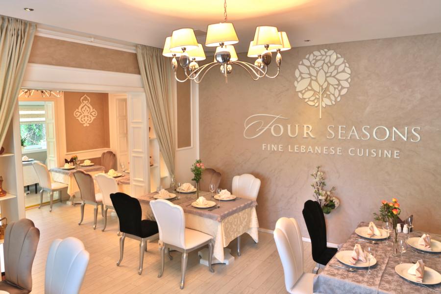 Restaurant Four Seasons Dorobanti