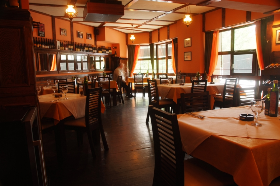 Restaurant Gallo Nero Decebal - Alba Iulia Bucuresti