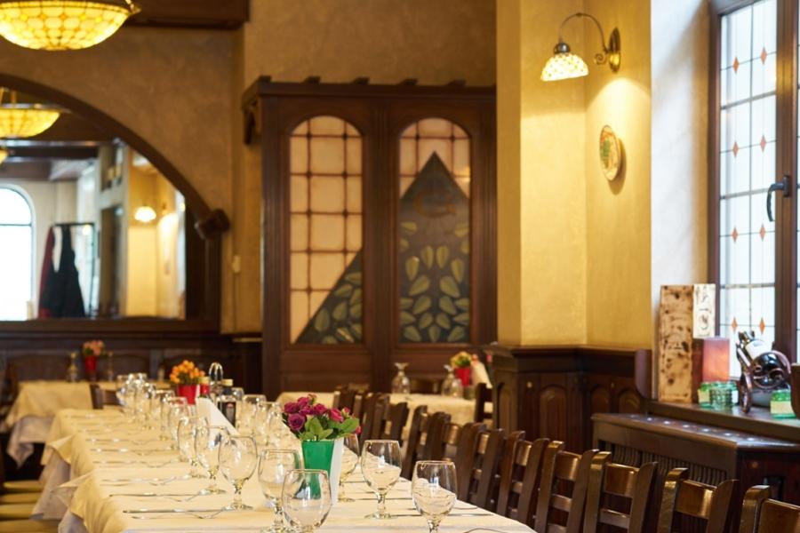 Restaurant Garibaldi - Piata Unirii Bucuresti