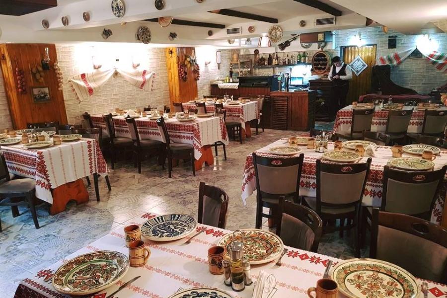 Restaurant Hanul Hangitei - Bulevardul Marasesti Bucuresti