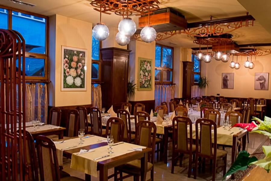 Restaurant Irisa - Banu Manta Bucuresti