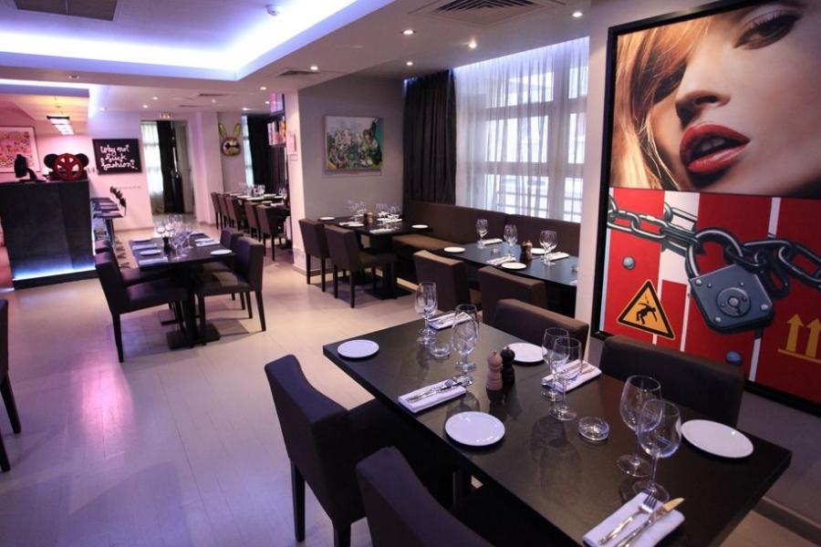 Restaurant La Cantine de Nicolai Bucuresti