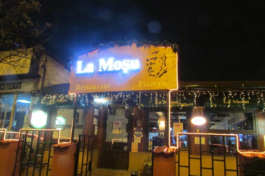 Restaurant La Mosu - Berceni Bucuresti
