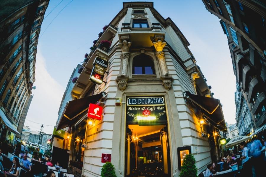 Restaurant Les Bourgeois - Lipscani - Centrul Vechi Bucuresti