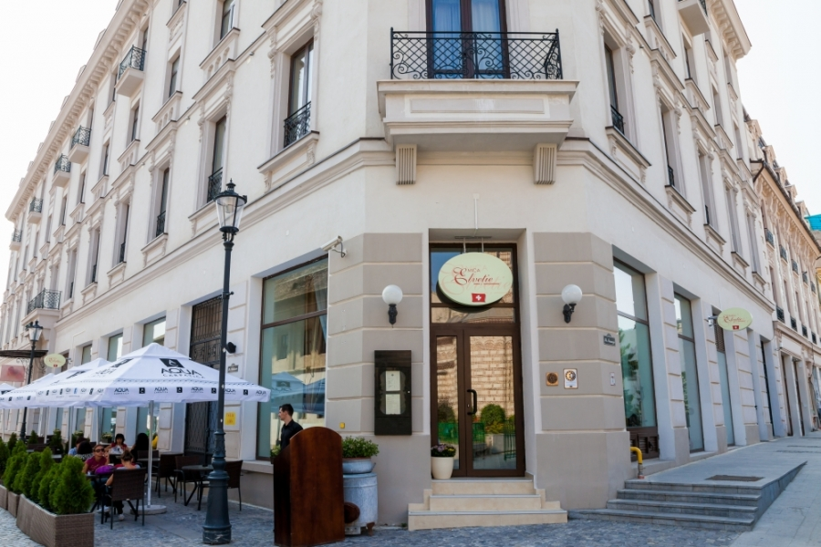 Restaurant Mica Elvetie