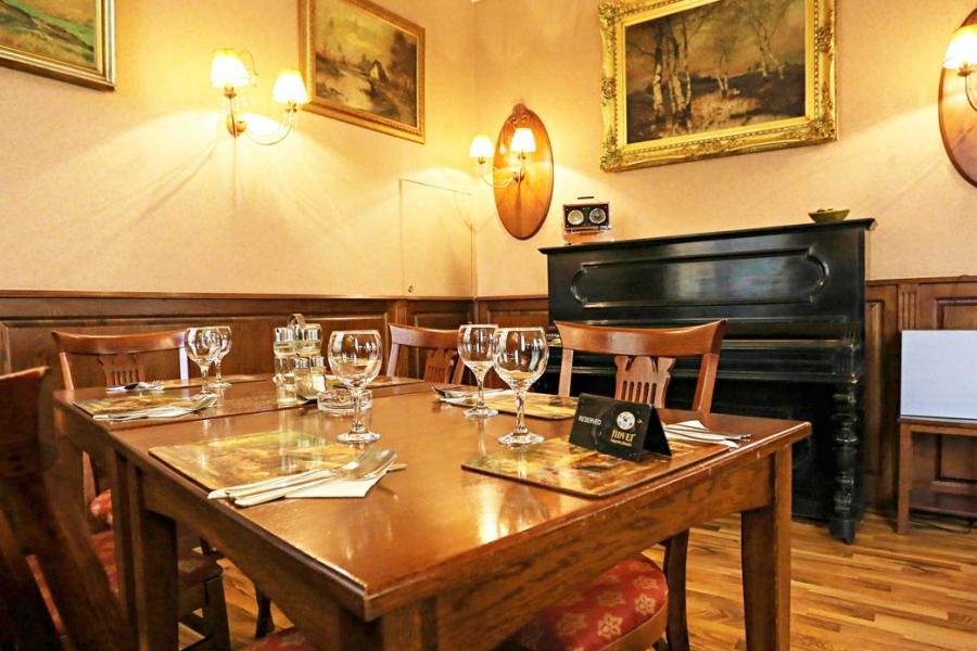 Restaurant Nicoresti - Mosilor Bucuresti